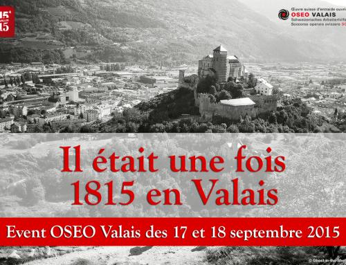 Event des 17 et 18 septembre 2015